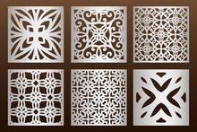 Laser Cut Panel Set In Arabic ...