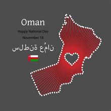 Oman, November 18, Happy Indep...
