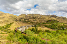 Glenfinnan Railway Viaduct, Pa...