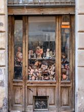 Ospedale Delle Bambole Doll Repair Shop In Rome, Italy