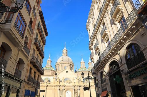 basílica del pilar fachada calle zaragoza 4M0A9893-as19