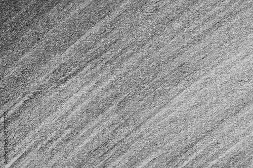 Valokuvatapetti Abstract hand drawn pencil hatching on white background, closeup