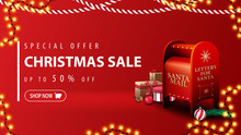 Special Offer, Christmas Sale,...