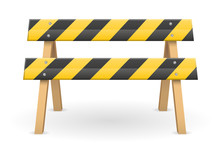 Road Barriers To Restrict Traf...