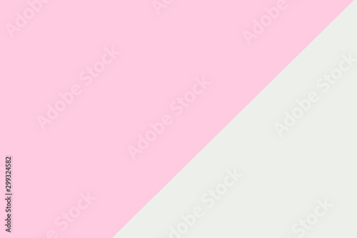 Photo  Pink and white background, article background