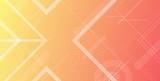 Gradient vector geometric shapes background. Minimal Geometric Background with Trendy Gradient. Colorful fluid shapes composition