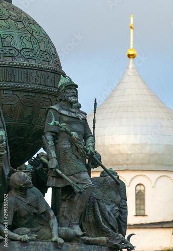 Fototapeta  Veliky Novgorod Russia