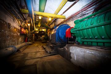 kopalnia górnictwo przemysł