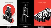 Modern Poster Design Template ...