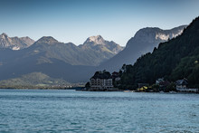 Lake Annecy, Perialpine Lake I...