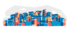 Abstract City Background With ...