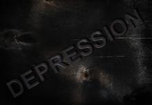 Charred Inscription Depression...