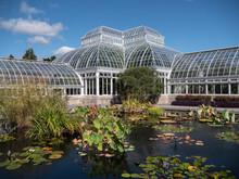 New York Botanical Garden Greenhouse