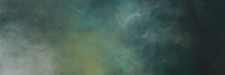 vintage texture, distressed old textured painted design with dark slate gray, dark sea green and gray gray colors. background with space for text or image