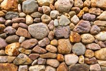 Textured Stone Wall Bright Mul...