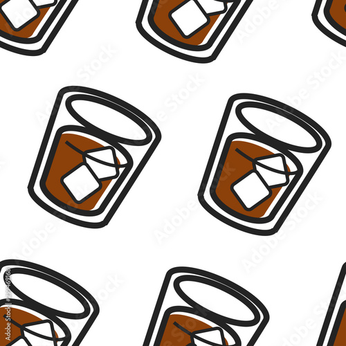 whiskey-cola-and-ice-scottish-national-drink-seamless-pattern