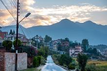 Evening In Kathmandu