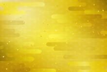 金箔と雲 和の伝統模様