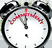 Commitment Soon, Almost There,...