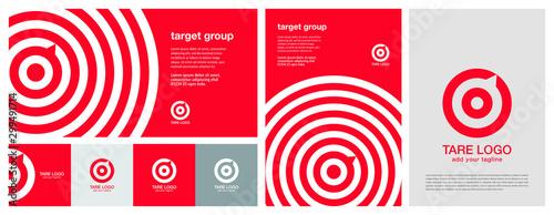 Fotografía Target logo