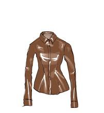 Leather Jacket Fashion Clipart
