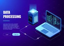 Data Processing. Digital Techn...