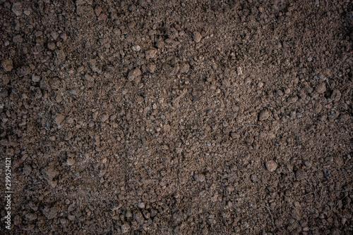 Fotomural  Soil background