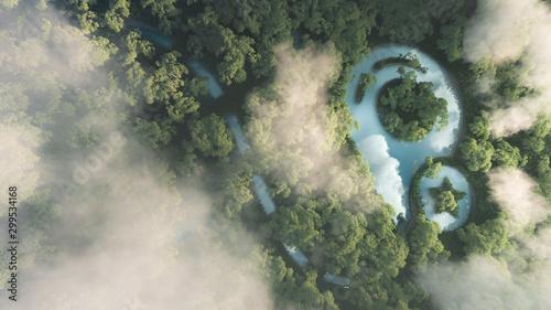 Fotografie, Tablou Eco travelling concept