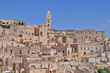Matera, Europe, Italy, is one of the most ancient settlements