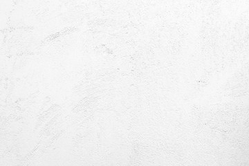 White wall texture rough background abstract concrete floor or Old cement grunge background with white empty.