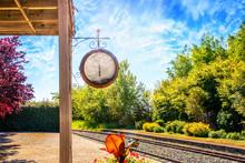 Railroad Station HDR