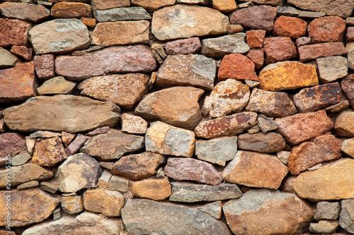 Photo Gran Canaria, dry stone wall