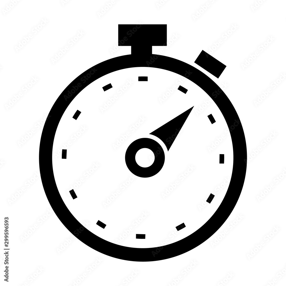 Fototapety, obrazy: Stopwatch