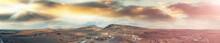 Aerial Panoramic View Of Cody ...