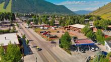 Panoramic Aerial View Of Jacks...
