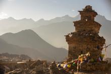 Temple Of Sri Muktinath, Nepal...