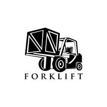 Forklift Truck, Forklift Truck...