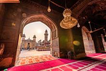 The Main Prayer Hall Of Wazir ...