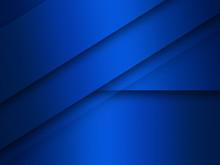Modern Blue Background Overlap...