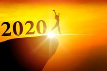 Greeting Card 2020 Happy New Y...