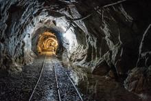 Inside Colorado Mine