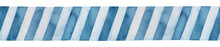 Seamless Ribbon With Blue And ...