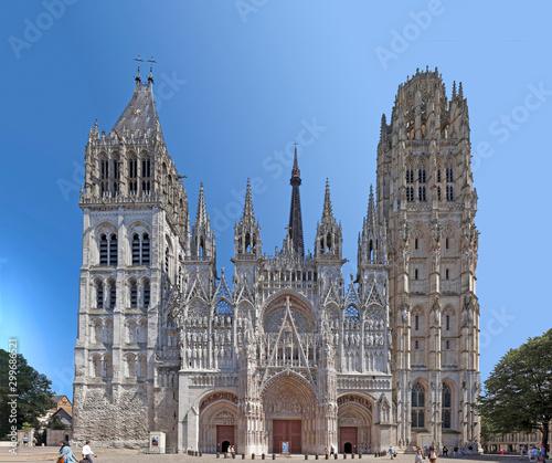 Kathedrale von Rouen Fototapete