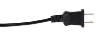 Black Electric Plug Cable Isol...