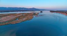 Aerial, East View Of Zambezi R...