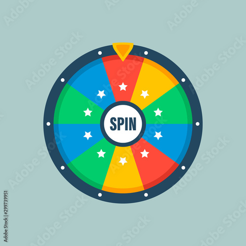 Fotografia Wheel of fortune