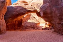 Sand Dune Arch Arches National Park