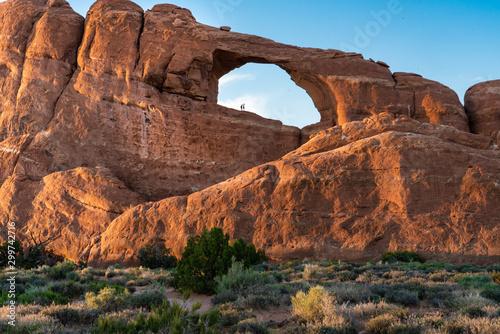 Slika na platnu Skyline arch