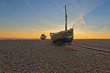 Image Shows Abandoned Wrecks O...