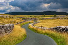 The Road To Malham Tarn